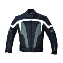 Kurtka tekstylna motocyklowa Ozone Delta II Grey/Black rozmiar S