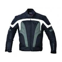 Kurtka tekstylna motocyklowa Ozone Delta II Grey/Black