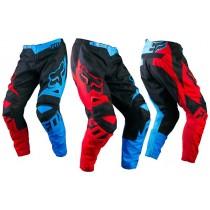 Spodnie motocyklowe Fox 180 Race Blue/Red rozmiar 30/S