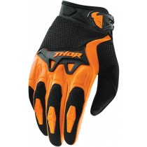 Rękawice Thor Spectrum Orange Youth/Dziecięce S15 rozmiar XXS