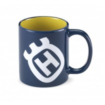 Kubek HUSQVARNA Logo Crown Mug