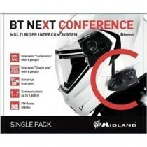 Zestaw słuchawkowy Intercom Midland BT NEXT Conference