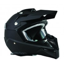 Kask motocyklowy OZONE FMX Black Mat rozmiar M