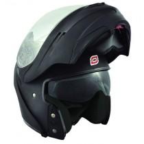 Kask motocyklowy OZONE A185 Black Matt rozmiar XL
