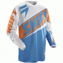 Bluza Shift Assualt Orange / Blue MX Cross rozmiar XL