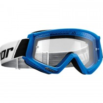 Gogle cross enduro Thor COMBAT BLUE/WHITE