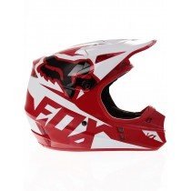 Kask FOX V1 Race Red