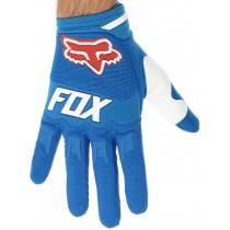 Rękawice Rękawiczki Fox Dirtpaw Blue rozmiar XL
