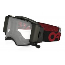 Gogle OAKLEY AIRBRAKE FACTORY B1-B Red/Black Roll-off