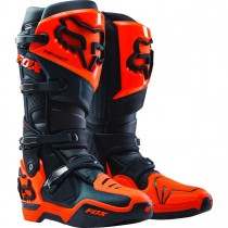 Buty FOX INSTINCT 2.0 Black/Orange rozmiar 12/46,5