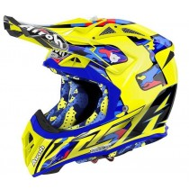 Kask AIROH AVIATOR 2.2 TC16 (TONY CAIROLI LIMITED EDITION)
