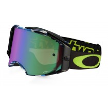 Gogle OAKLEY AIRBRAKE  MX CHAD REED SIGNATURE SPEED STRIPE w/Prizm Jade Iridium