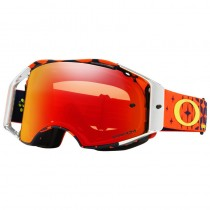 Gogle OAKLEY AIRBRAKE MX TLD Megaburst Orange/Navy w/Prizm Torch
