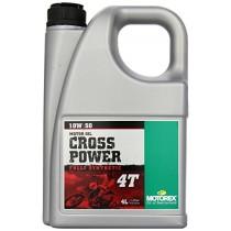 MOTOREX olej silnikowy CROSS POWER 4T 10W-50 4L