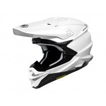 Kask crossowy enduro SHOEI VFX-WR WHITE