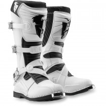 BUTY CROSSOWE RATCHET S12 OFFROAD BOOTS WHITE 9/43 POWYSTAWOWE