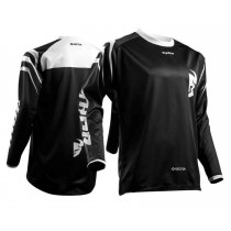 Bluza MX CROSS THOR SECTOR ZONE BLACK rozmiar L