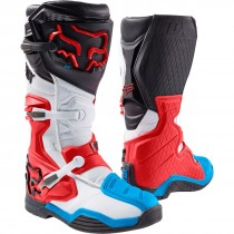 Buty crossowe FOX COMP 8 RED/WHITE