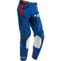 Spodnie cross Thor MX PHASE RAM Navy/Red rozmiar 34/L