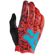 Rękawice motocyklowe FOX DEMO RED