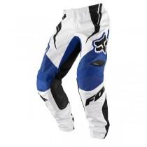 Spodnie motocyklowe Fox 180 Race Blue/White rozmiar 34