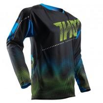 Bluza crossowa Thor FUSE S7 LIT Black rozmiar L