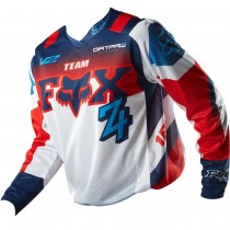 Bluza motocyklowa  FOX 180 IMPERIAL BLUE rozmiar XL