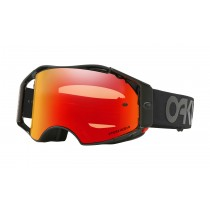 Gogle OAKLEY AIRBRAKE MX Factory Pilot Blackout w/Prizm Torch