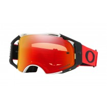 Gogle OAKLEY AIRBRAKE MX RED WHITE PRIZM TORCH