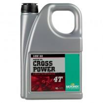 MOTOREX olej silnikowy CROSS POWER 4T 10W-60 4L