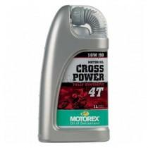 MOTOREX olej silnikowy CROSS POWER 4T 10W50 1L
