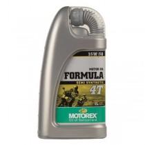 MOTOREX olej silnikowy FORMULA 4T 15W-50 1L