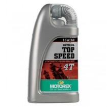 MOTOREX olej silnikowy TOP SPEED 4T 15W-50 1L