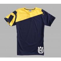 Koszulka HUSQVARNA INVENTOR TEE Yellow rozmiar L