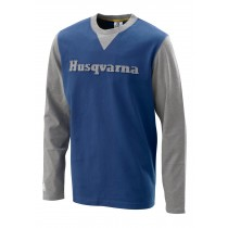Koszulka HUSQVARNA AUTHENTIC LONGSLEEVE rozmiar M