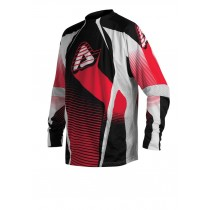 Bluza cross Acerbis MX IMPACT 014 RED/WHITE rozmiar S