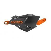 Handbary ACERBIS X - Factory z rdzeniem aluminowym