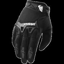 Rękawice motocyklowe Thor SPECTRUM BLACK rozmiar S