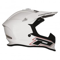 Kask crossowy Progrip PG3191 White