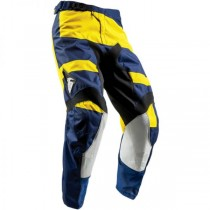 Spodnie cross Thor PULSE LEVEL NAVY/YELLOW r. 32