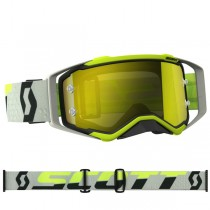 Gogle SCOTT PROSPECT Black / Yellow - Lens Yellow Chrome