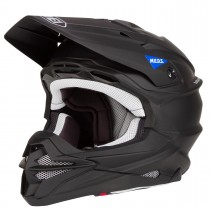 Kask cross enduro SHOEI VFX-WR BLACK MATT