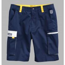 Spodnie spodenki krótkie Husqvarna Team rozmiar L