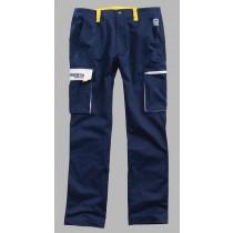 Spodnie spodenki Husqvarna Team Niebieskie rozmiar L