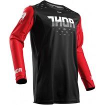 Bluza MX CROSS THOR PRIME FIT ROHL RED/BLACK rozmiar L
